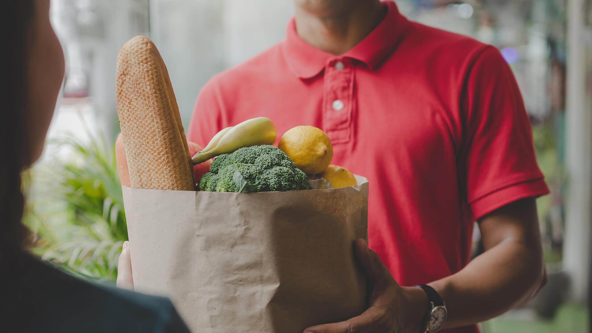 Einkauf und Logistik im Smarten Quartier